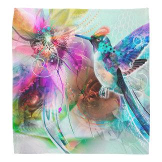 Bandana do colibri
