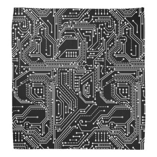 Bandana do conselho de circuito do computador