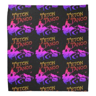 Bandana do tango de Teton!