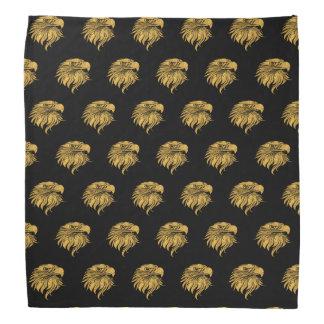 Bandana Eagle dourado TP principal