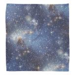 Bandana estrelado do espaço