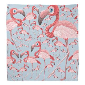 Bandana Flamingo