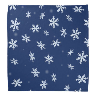 Bandana Flocos de neve