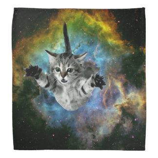Bandana Lançamento do gatinho do universo do gato da