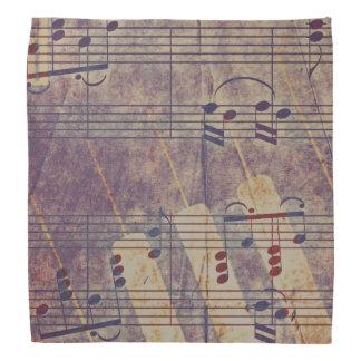 Bandana Música, olhar B do vintage