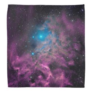 Bandana Nebulosa flamejante da estrela