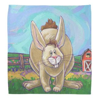 Bandana Parada bonito do animal do coelho