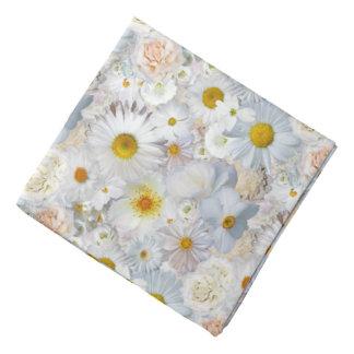 Bandana Primavera nupcial do casamento floral do buquê das