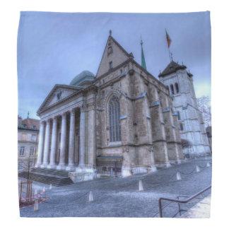 Bandana Saint Pierre da catedral, Peter, Genebra, suiça