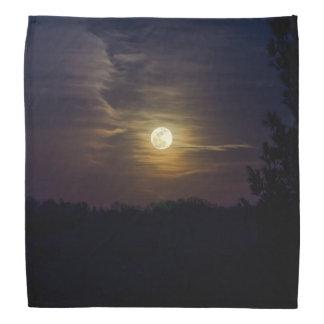 Bandana Silhueta da lua