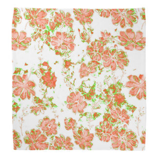 Bandana sonhos florais 12 D