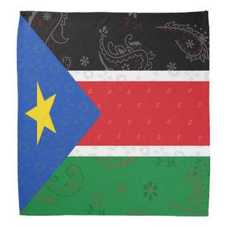 Bandana sul da bandeira de Sudão
