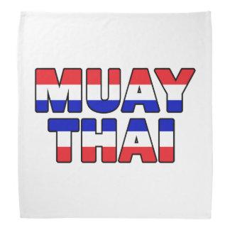 Bandana Tailandês de Muay