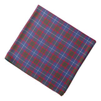 Bandana Tartan do distrito de Edimburgo Scotland