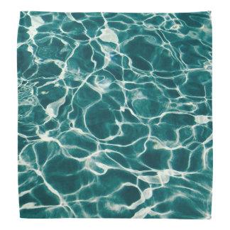 Bandana Teste padrão da água da piscina