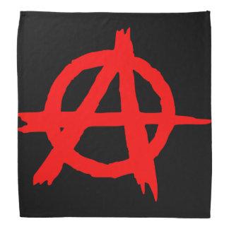 Bandana Vermelho da anarquia