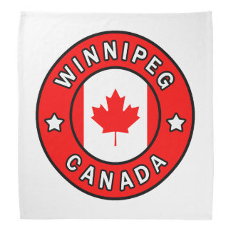 Bandana Winnipeg Canadá