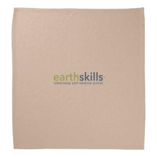 Bandanna do algodão de EarthSkills Faixas Para Cabeça