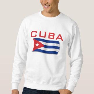 Bandeira 1 de Cuba Moleton