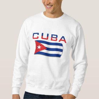 Bandeira 2 de Cuba Moleton