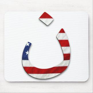 Bandeira #2 do Nazarene Mouse Pad