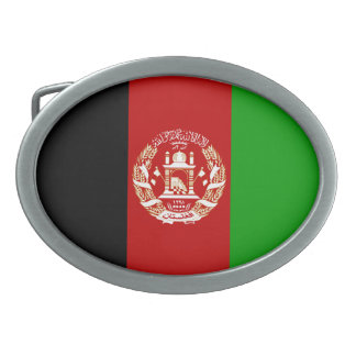 Bandeira afegã patriótica