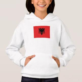 Bandeira albanesa patriótica