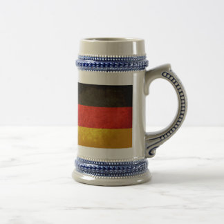 Bandeira alemão canecas