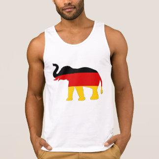 Bandeira alemão - elefante