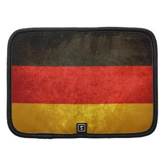 Bandeira alemão organizadores