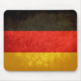 Bandeira alemão mouse pad
