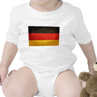 Bandeira alemão macacãozinho