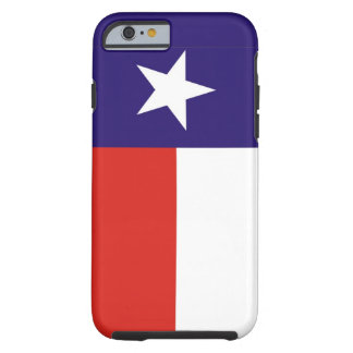 bandeira América unida caso do estado de texas EUA Capa Tough Para iPhone 6