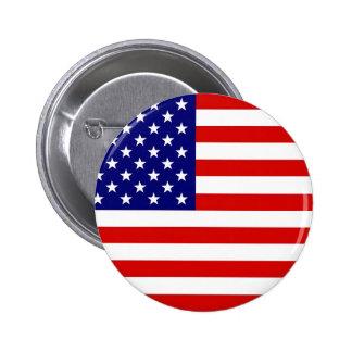 Bandeira americana boton