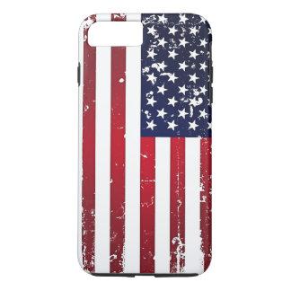 Bandeira americana capa iPhone 8 plus/7 plus