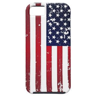 Bandeira americana capa para iPhone 5