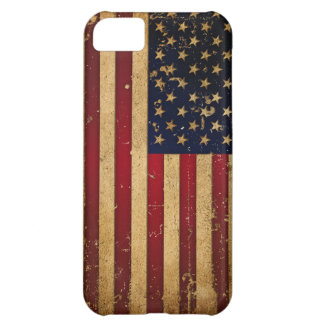 Bandeira americana capa para iPhone 5C