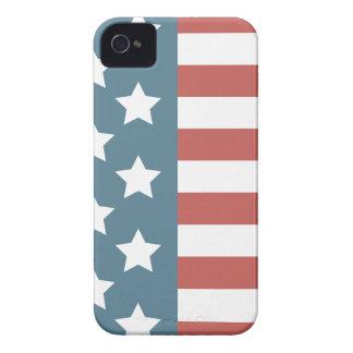 Bandeira americana capinha iPhone 4
