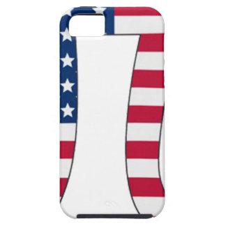 Bandeira americana do dia do Pi, símbolo do pi Capas Para iPhone 5