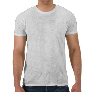 Bandeira americana do Grunge com carimbo de borrac Tshirts