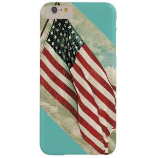 bandeira americana do vintage das capas de iphone