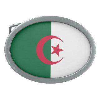 Bandeira argelino patriótica