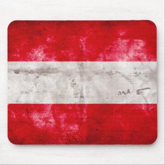 Bandeira austríaca mousepad