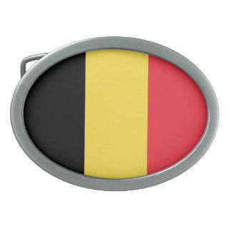 Bandeira belga patriótica