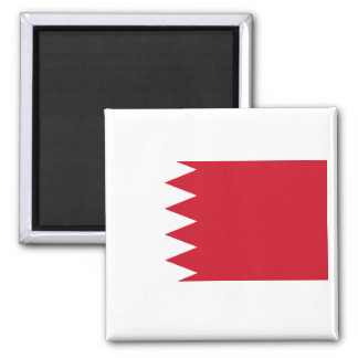 Bandeira BH de Barém Ímã Quadrado