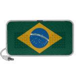 Bandeira brasileira, auto-falante portátil de Orig Caixinhas De Som Para Mini