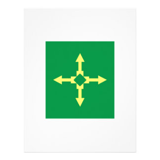 Bandeira Brasilia Brasil Papel De Carta