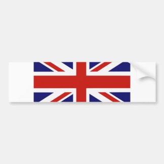 Bandeira britânica adesivo