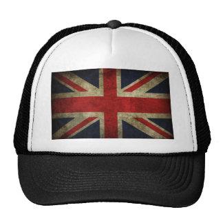 Bandeira britânica antiga Reino Unido de Union Jac Boné