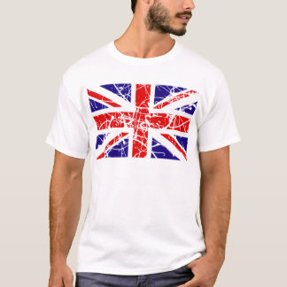 Bandeira BRITÂNICA Camiseta